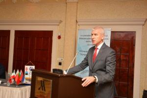 Выступление Президента ФИСУ на XXII Международном Конгрессе, Грузия