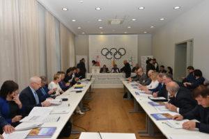 XXII Международный Конгресс, Грузия заседание Ассоциации, 2018 год